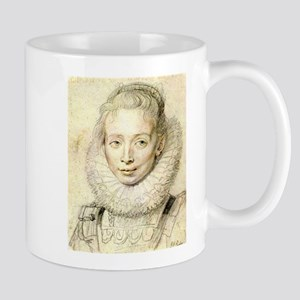 Chambermaid Sketch Mug