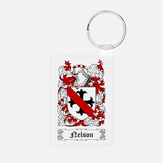 Nelson I Keychains