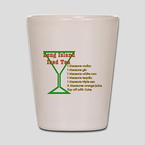 Long Island Iced Tea Shot Glass