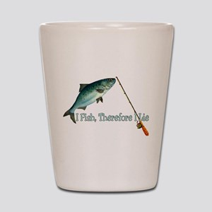 Fisherman Shirt Shot Glass