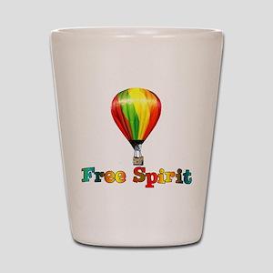 Free Spirit Shot Glass