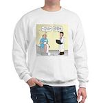 Doctor-Patient Drug Requests Sweatshirt