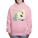 Doctor-Patient Drug Requ Women's Hooded Sweatshirt