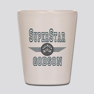 Superstar Godson Shot Glass