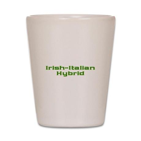Irish Italian Hybrid Shot Glass