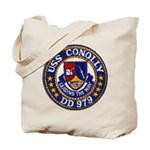 USS CONOLLY Tote Bag