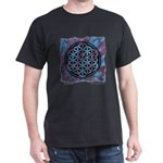Dark T-Shirt - The Flower Of Life