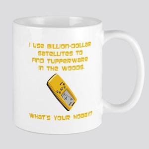 Geochaching What's Your Hobby Mug