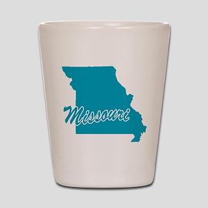 State Missouri Shot Glass