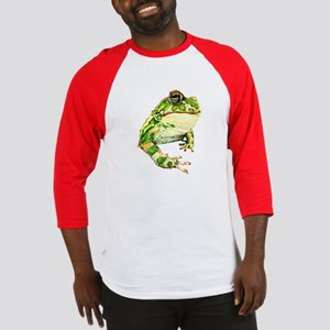 Kiss Me Frog Baseball Jersey
