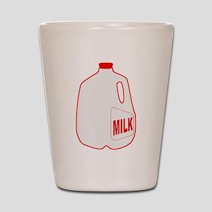 Milk Jug Shot Glass