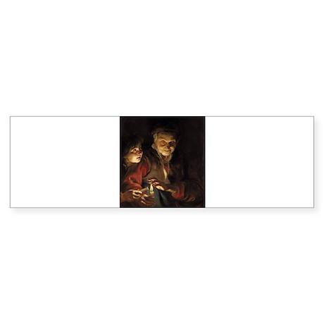 Night Scene Sticker (Bumper)