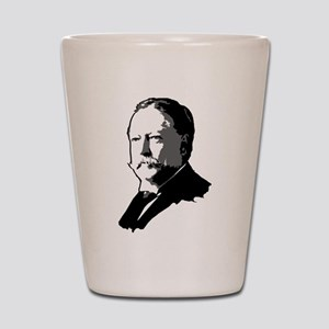 William Howard Taft Shot Glass
