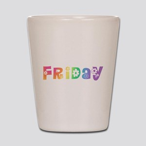 Cute Friday Shot Glass