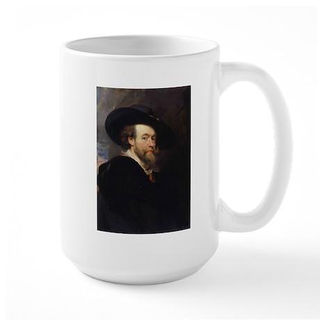 Self Portrait 1623 Large Mug