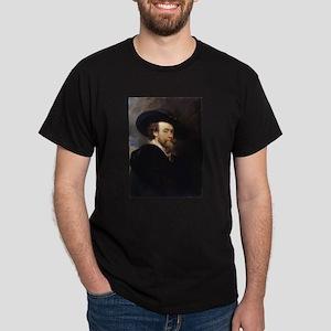 Self Portrait 1623 Dark T-Shirt
