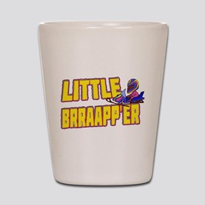 Little Brraapp'er Shot Glass