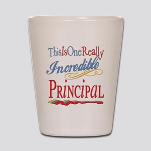 Incredible Principal Shot Glass