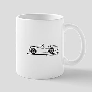 Triumph TR2 Roadster Mug