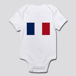 French Flag Infant Bodysuit