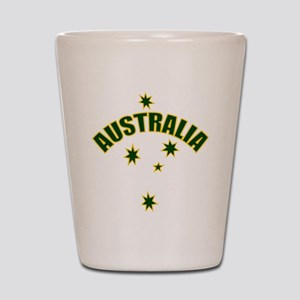 Australia Southern cross star Shot Glass