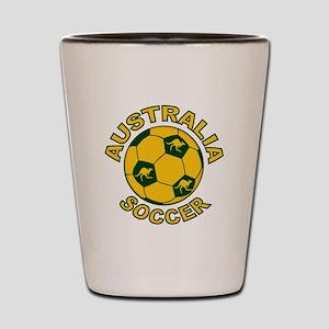 Australia Soccer New Shot Glass
