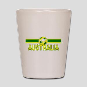 Australia Sv Design Shot Glass