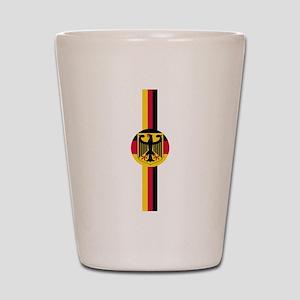 Germany Soccer Fussball SV de Shot Glass