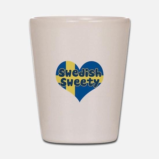 Swedish Sweety Shot Glass