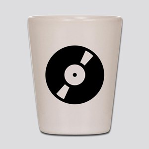 Retro Classic Vinyl Record Shot Glass