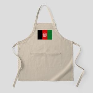 Afghan Flag BBQ Apron