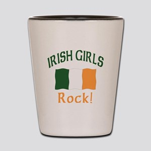 Irish Grils Rock Shot Glass
