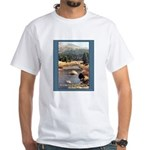 Yosemite's High Country t-shirt--white