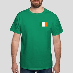 Irish Flag T-Shirt (Dark)