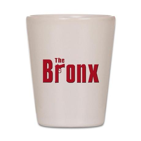 The Bronx,New York Shot Glass