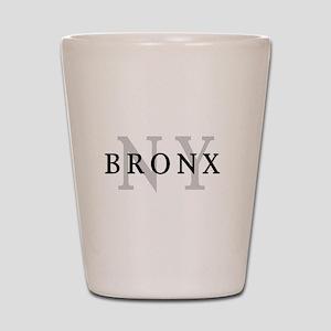 Bronx New York Shot Glass