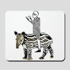 tapirRider Mousepad