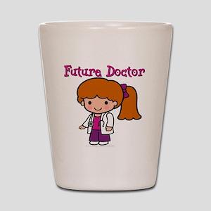 Future Doctor Shot Glass