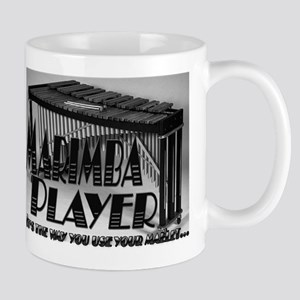 MARIMBA PLAYER Mug