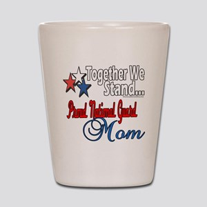 National Guard Mom Shot Glass