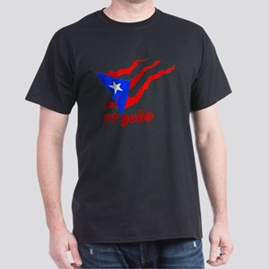 Mi Orgullo Black T-Shirt