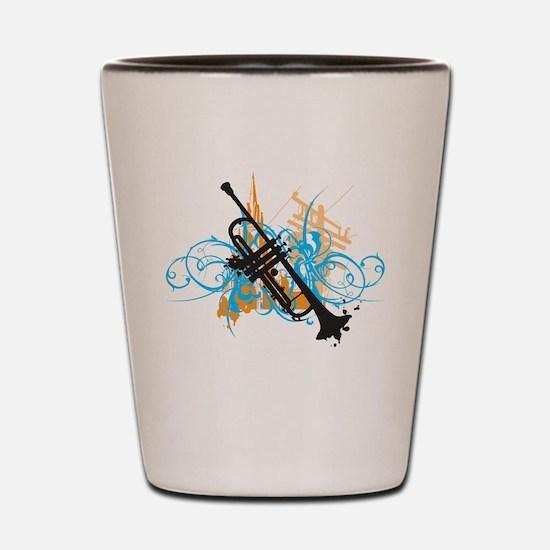 Unique Band nerd Shot Glass