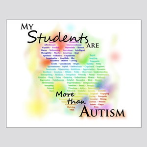 More than Autism (Students) Small Poster