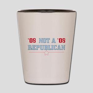 08 Anti-Republican Shot Glass