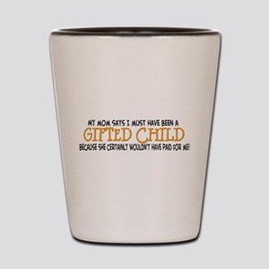 Gifted Shot Glass