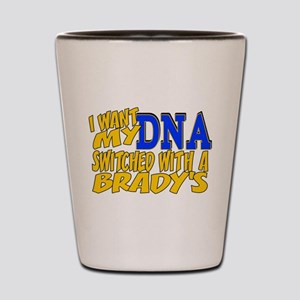 DNA Switch - Brady Shot Glass