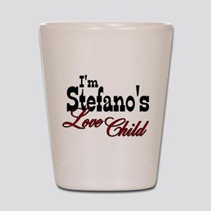 Stefano's Love Child Shot Glass