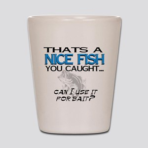 Nice Fish Shot Glass