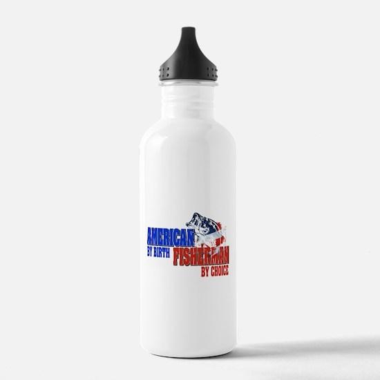 American by Birth - Fi Water Bottle