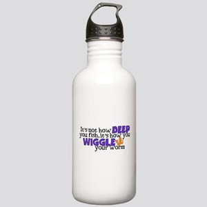 Wiggle your worm Stainless Water Bottle 1.0L